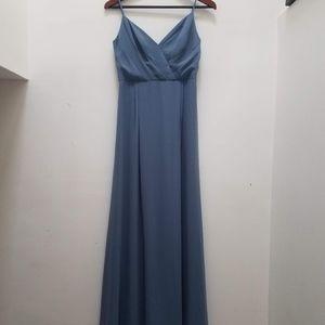 Slate Levkoff Dress, Style 7034
